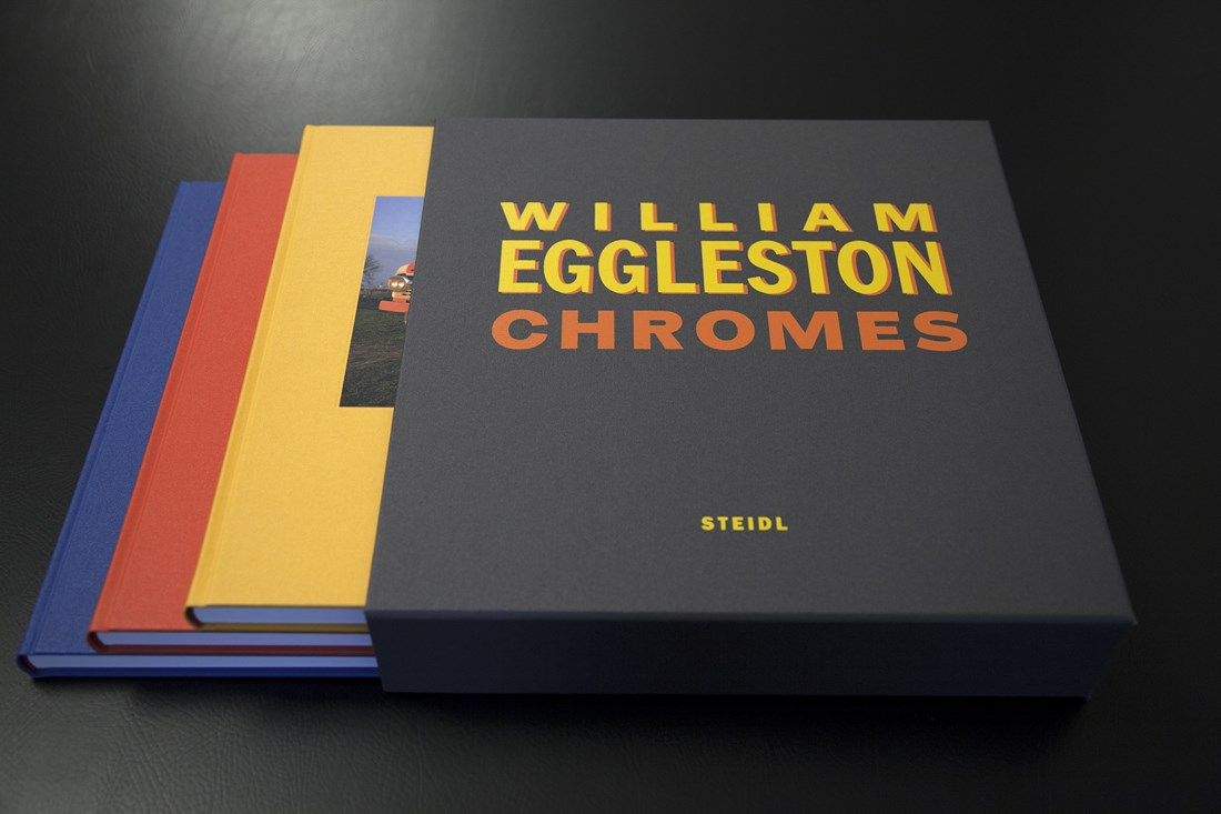 william eggleston chromes